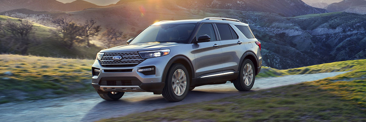 New Ford Explorer >> New Ford Explorer Available In North Charleston Sc For Sale
